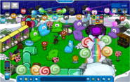 Loustik005's puffle party igloo