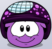 Disco Dome Puffle Hat