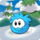 Puffle Party 2013 Transformation Puffle Blue