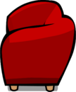 Red Plush Couch Sprites 3