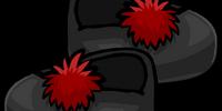 Ladybug Shoes