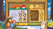 Puffle Party 2016 interface app 6