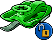 Green Racing Sled unlockable icon
