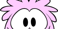 Pink Puffle Costume