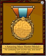 Mission 11 Medal full award