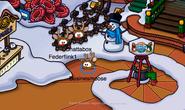 Chattabox & Federflink1 Reindeer Puffles