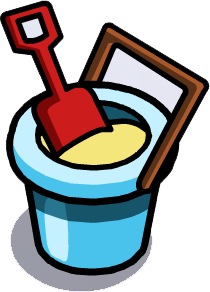 File:Sand Bucket in-game.png