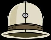 Puffle Care icons Head Safarihat