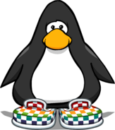 Clothing 6200 player card