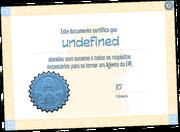 EPF Certificate full award pt
