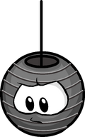 Grumpy lantern