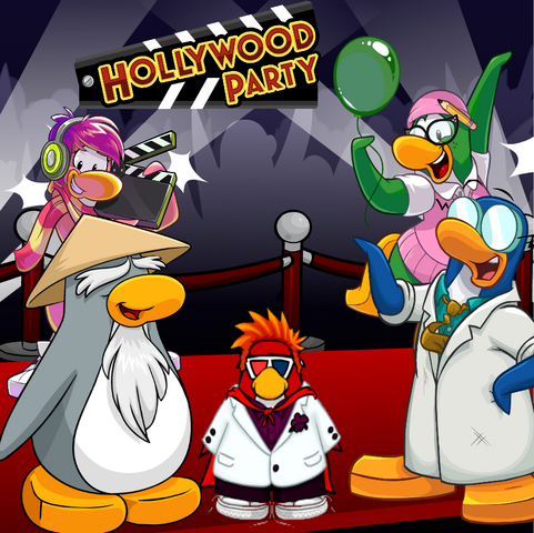 File:Mariocart25's Hollywood Background with the Mascots.png
