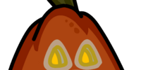 Spooky Jack-O-Lantern