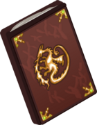 Mal's Spellbook icon