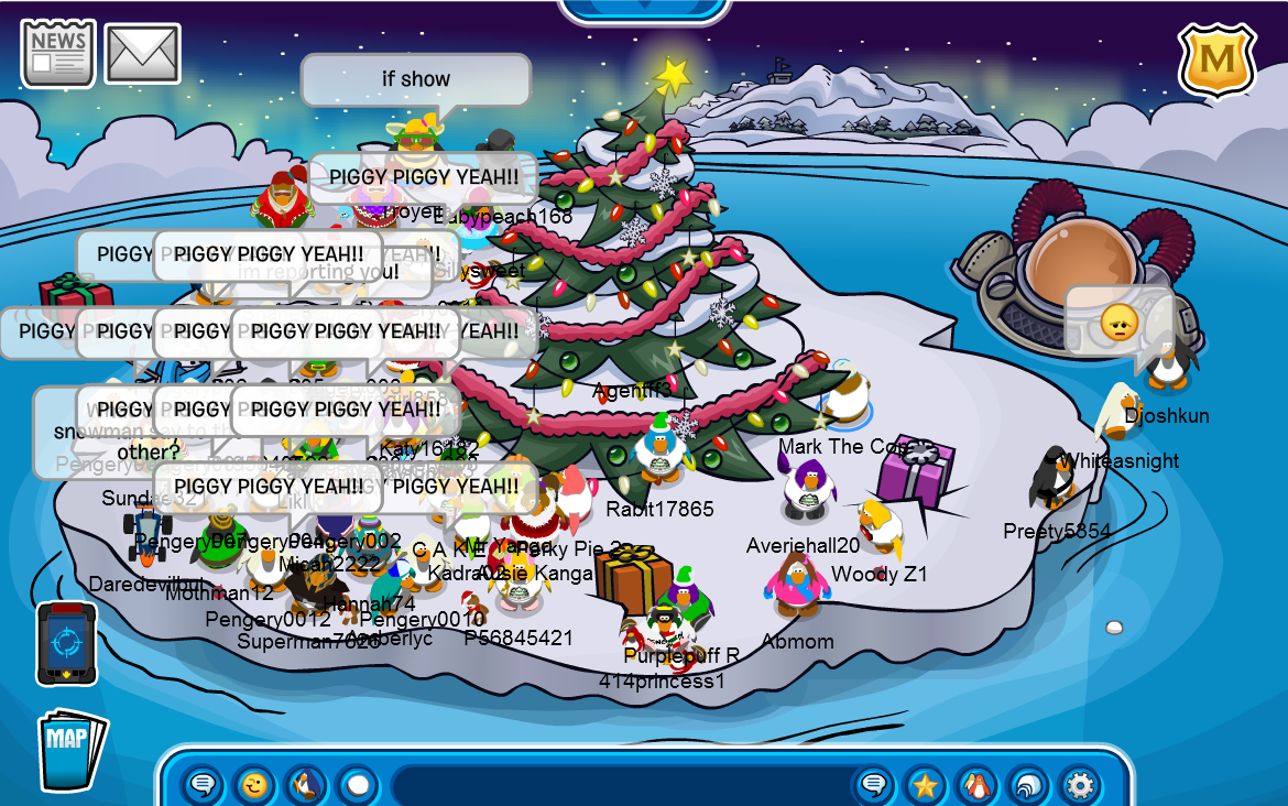 club penguin how to get clones