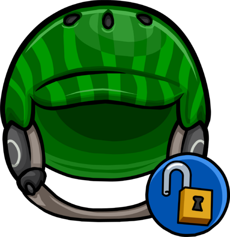 File:Watermelon Helmet clothing icon ID 11455.png