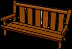 Wood Bench sprite 002