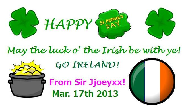 File:Happy St. Patrick's Day 2013!.jpg