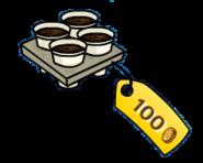 Coffee tray Hollywood Catalog