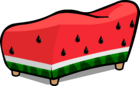 Watermelon Sofa sprite 004