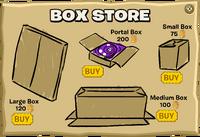 Box Store Catalog April Fools 2009