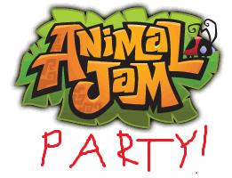 File:Animal Jam Party Logo.png
