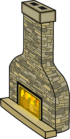 Cozy Fireplace sprite 012