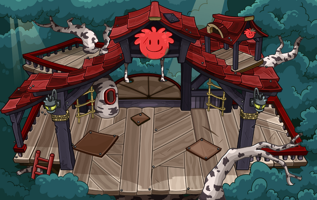 File:Red Puffle Tree House sprite.png
