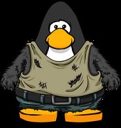 Gray Werewolf Costume PC