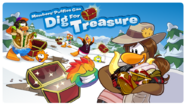 July Treasure Log In