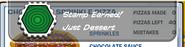 Just dessert earned