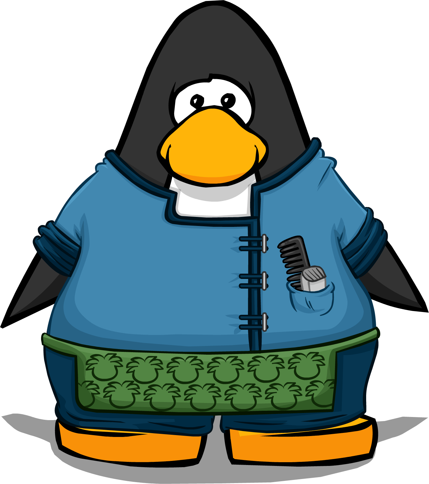 File:Puffle Groomer Outfit from a Player Card.png