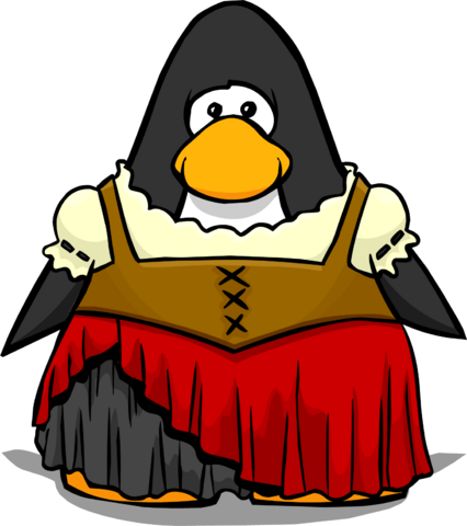 File:Red Pirate Dress.png
