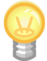 CPNext Emoticon - Light Bulb