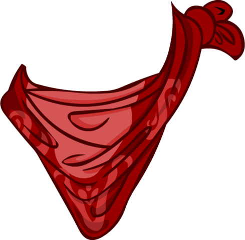 File:Red Bandana cutout.PNG
