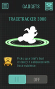 TraceTrackerMenu