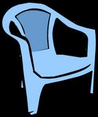 Blue Chair sprite 005