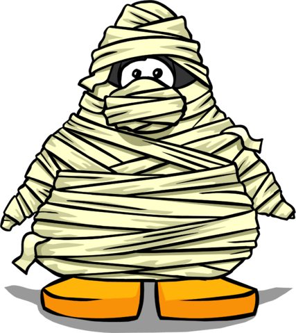 File:Mummy Costume from a Player Card.PNG