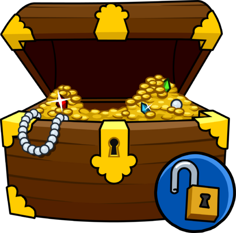File:Treasure Chest Costume unlockable icon.png