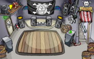 Rockhopper's Arrival Party Night Club