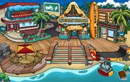 Teen Beach Movie Summer Jam Town
