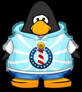 Penguin Cup Hoodie PC