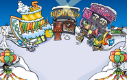 5th Anniversary Party Town