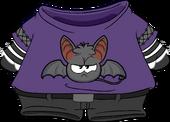 Puffle Bat Tee icon