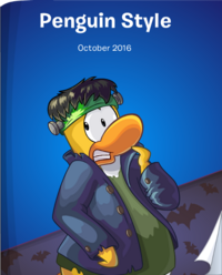 Penguin Style October 2016
