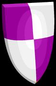 Purple Shield clothing icon ID 725