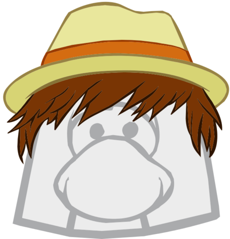 File:Straw Fedora.png