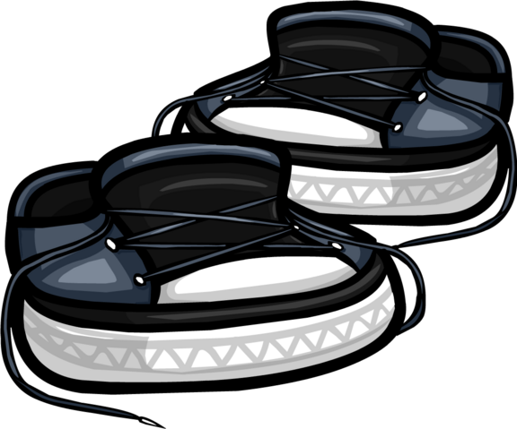 File:Slate Untied Sneakers icon.png