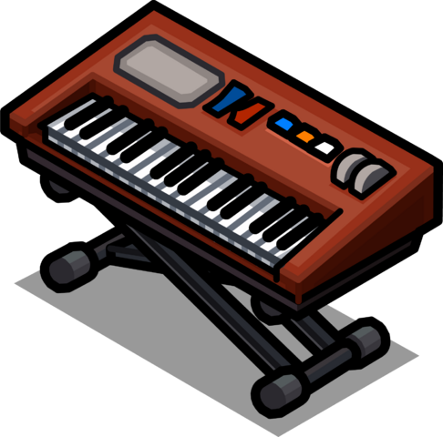 File:Electric Keyboard sprite.png