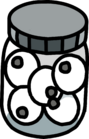 Jar of Eyes furniture icon ID 2085